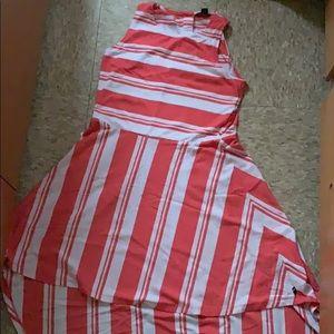 Tommy Hilfiger's girls high-low dress